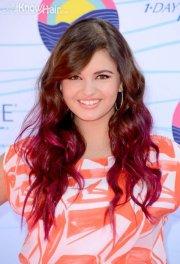 dip dyed hair dip-dyed hairstyles