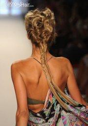fantasy braids braided
