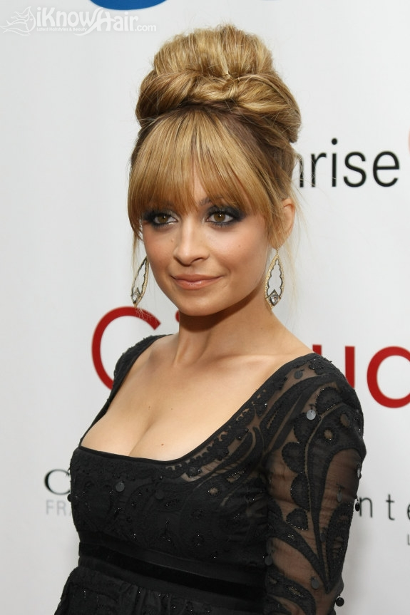 Hair Styles With Fringe  Trendy Bangs  Fringes For Long Hair