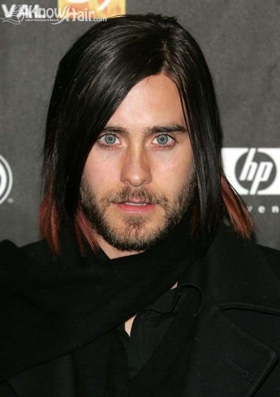Jared Leto Hair  Jared Leto Red Hair  Jared Leto Blue Hair 2011