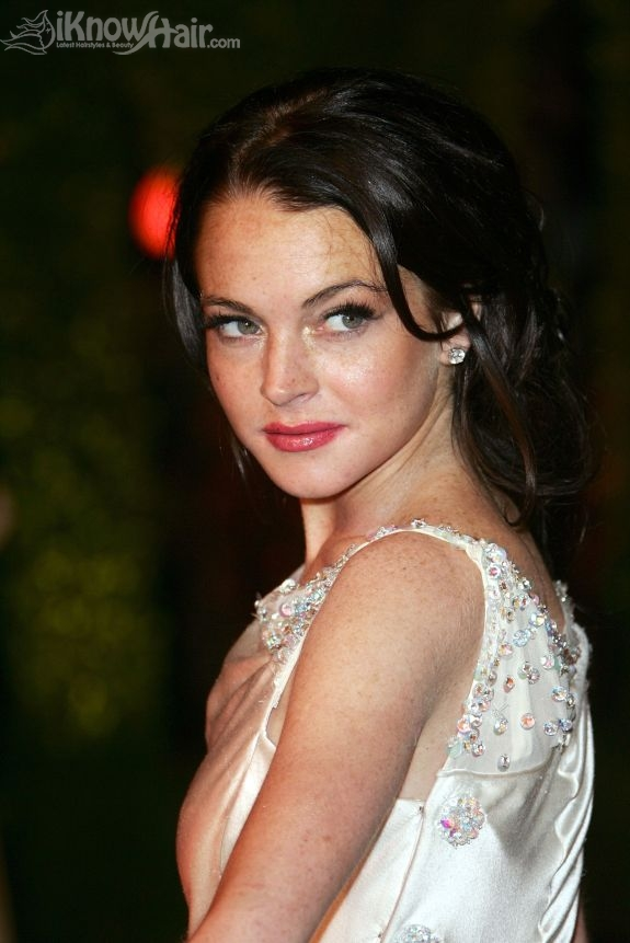 Lindsay Lohan Hair  Lindsay Lohan Hairstyles  Short Hair  Long Hair