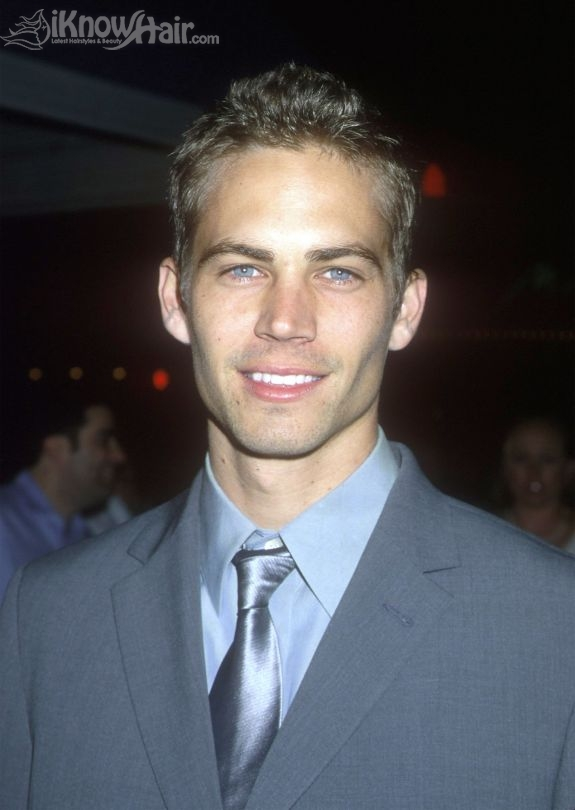 Paul Walker Hairstyles  Paul Walker Hair Styles  Men Hairstyles