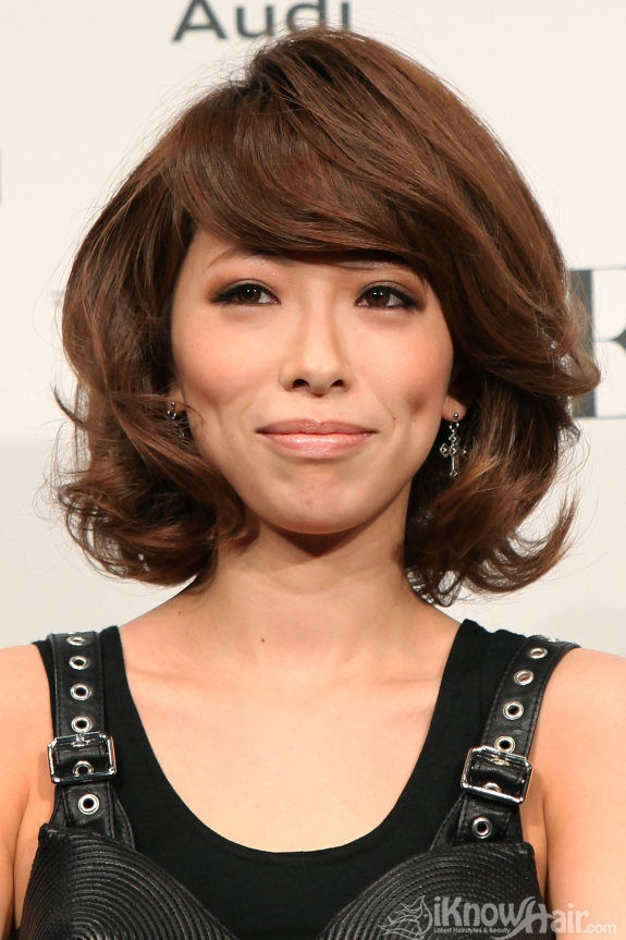 Short And Medium Hair Styles For Asian Women Medium