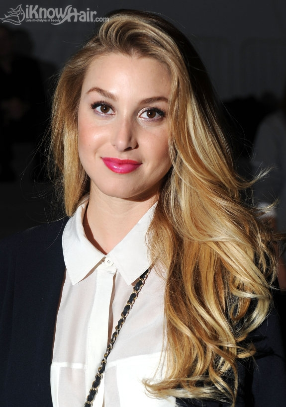 Whitney Port Hairstyles 2011  Whitney Port Hair  Haircuts