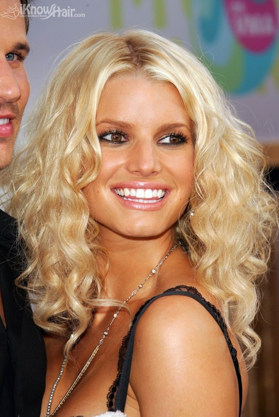 Jessica Simpson Hair  Jessica Simpson 2012 Hairstyles