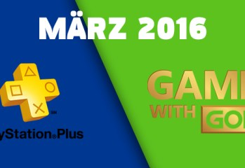 PlayStation Plus und Xbox Games with Gold