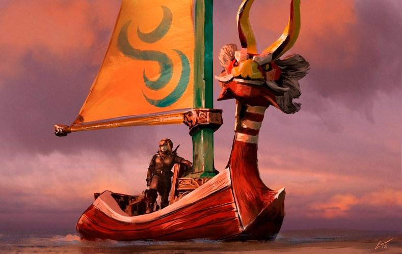 Espen Saetervik - The Legend of Link: Twilight Wind