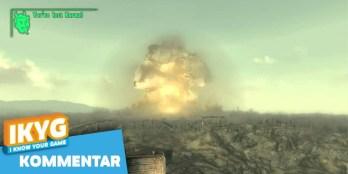 Bös? Artig! – Über unsere Angst vor moralischen Abgründen in Videospielen