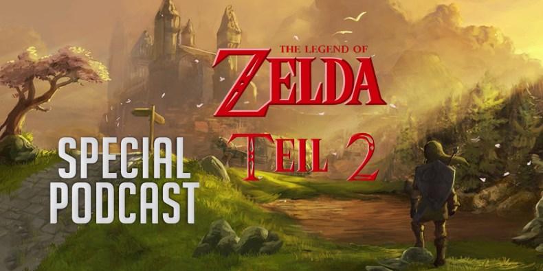 The Legend of Zelda - Special-Podcast - Teil 2