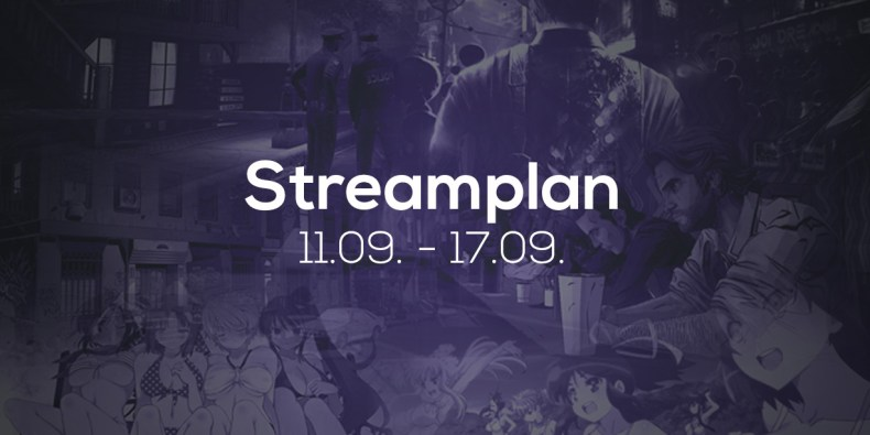 Streamplan KW 37 2017