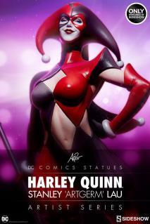 Batman – Harley Quinn Artist Series Statue by ArtGerm