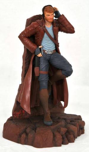 MARVEL GALLERY GOTG STAR-LORD STATUE