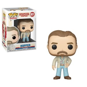 Stranger Things – Hopper Date Night Pop! Vinyl