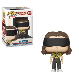 Stranger Things – Eleven Battle Pop! Vinyl