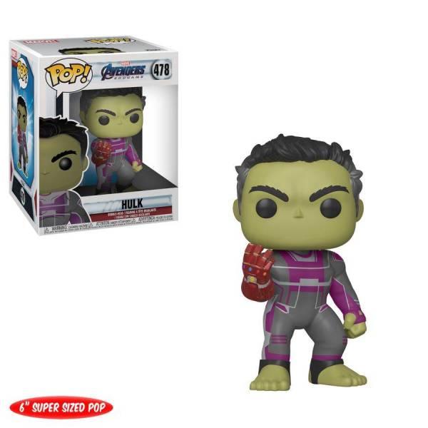 Avengers 4: Endgame – Hulk with Gauntlet 6″ Pop! Vinyl