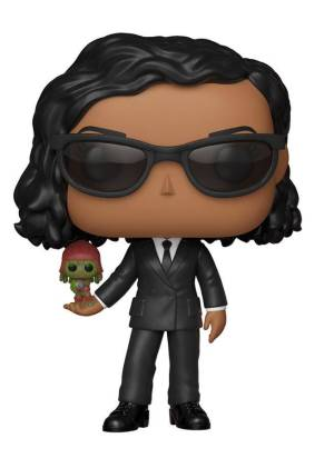 Men In Black 4: International – Agent M with Pawny US Exclusive Pop! Vinyl [RS]