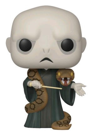 Harry Potter – Voldemort with Nagini US Exclusive Pop! Vinyl [RS]