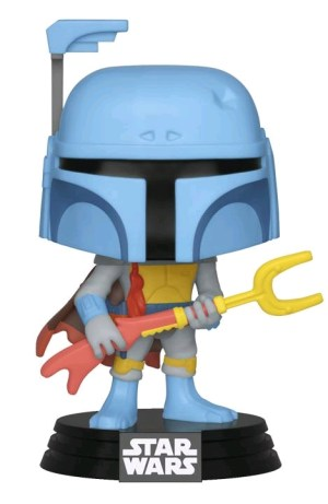 Star Wars – Boba Fett Animated US Exclusive Pop! Vinyl [RS]