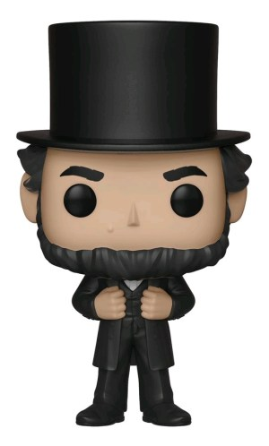 American History – Abraham Lincoln US Exclusive Pop! Vinyl [RS]