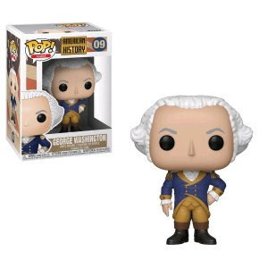 America History – George Washington Pop! Vinyl