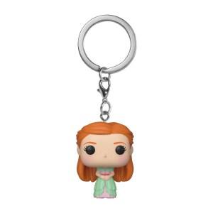 Harry Potter – Ginny Weasley Yule Pocket Pop! Keychain