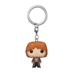 Harry Potter – Ron Weasley Yule Pocket Pop! Keychain