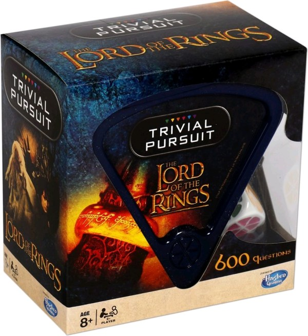 TRIVIAL PURSUIT – LORD OF THE RINGS EDITION