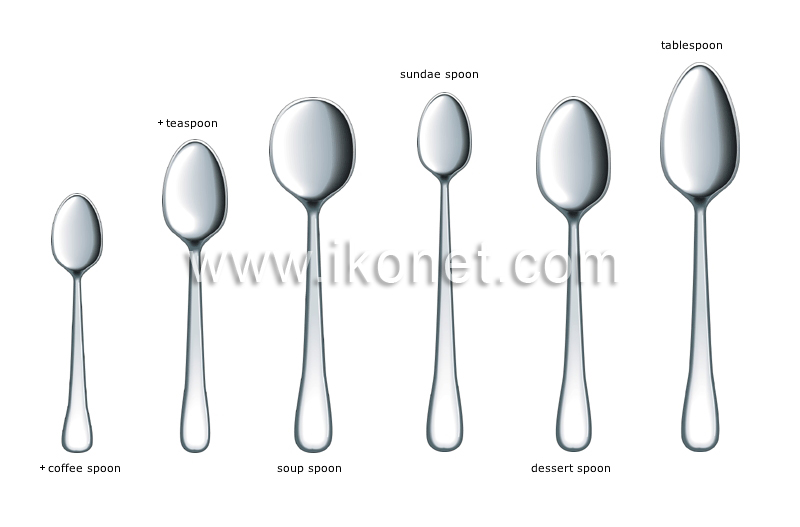 kitchen spoon small islands food and silverware examples of spoons image