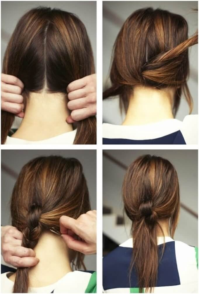 how to Knot Pony