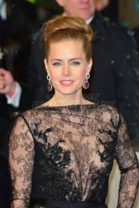 Amy Adams attends BAFTA 2013 © Joe Alvarez
