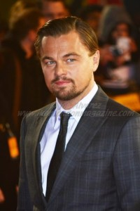 Leonardo Di Caprio at the premiere of The Wolf of Wall Street © Joe Alvarez