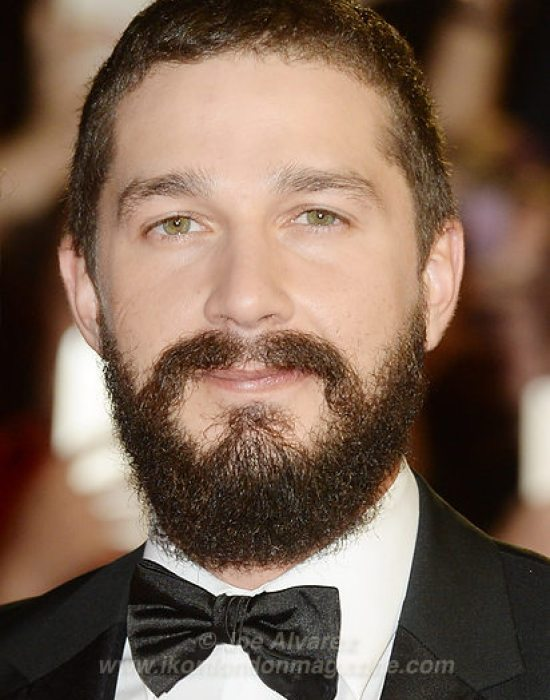 Shia La Beouf and girlfriend attend the premiere of