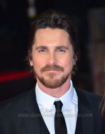 Christian Bale at EE British Academy Film Awards BAFTA 2014 © Joe Alvarez.jpg