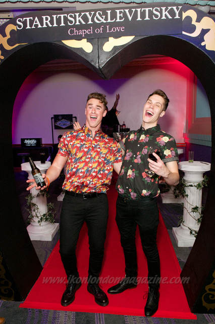 Rob Damiani and Matthew Donnelly