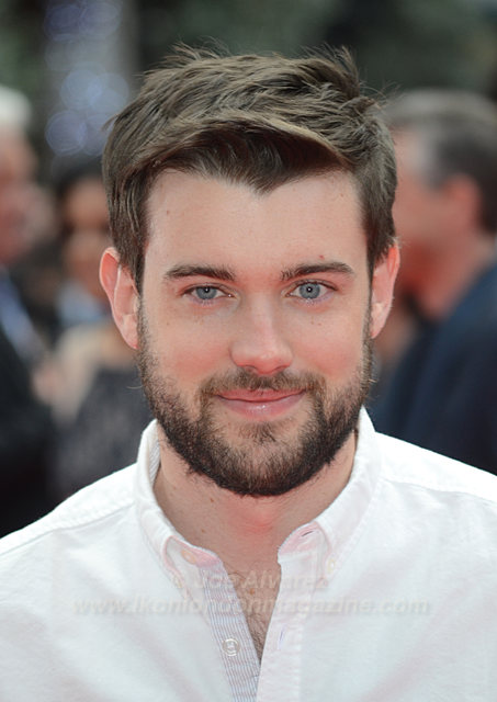Jack Whitehall at the World Premiere of The Expendables 3 © Joe Alvarez