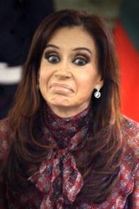 Clueless Cristina Fernandez