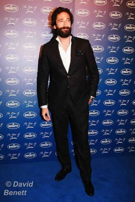 Adrien Brody at Bugatti Lifestyle Store Launch