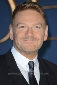 Kenneth Branagh arrives at Cinderella London Premiere © Joe Alvarez