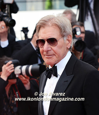 Harrison Ford At the 67th Cannes Film Festival © Joe Alvarez