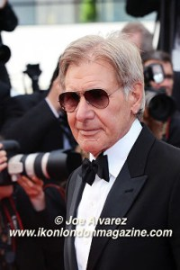 Harrison Ford At the 67th Cannes Film Festival © Joe Alvarez