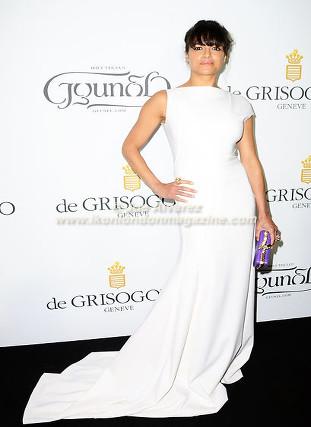 Michelle Rodriguez 68th Cannes Film Festival © Joe Alvarez