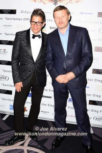 Joe Alvarez, Oleg Fomin The Russian Royal Charity Screening of the historical film 'Gentlemen Officers: Save the Emperor' at the Grand Ballroom of Luxury Hotel