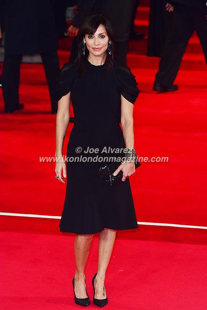 NATALIE IMBRUGLIA at the World Premiere of Hames Bond Spectre at Royal Albert Hall © Joe Alvarez