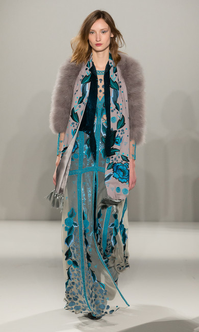 Temperley London floral trends