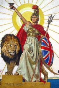 Britain in number one Britannia
