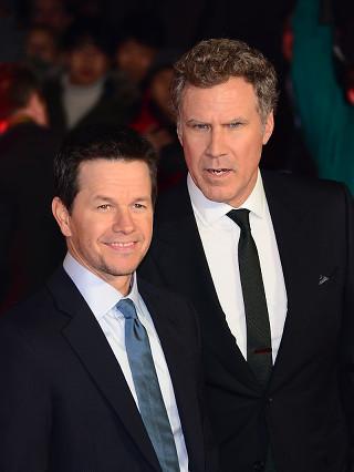 Will Ferrell, Mark Wahlberg at the London Premiere of Daddy's Home © Joe Alvarez