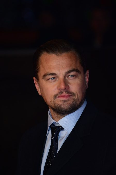 Leonardo di Caprio arrives at The Revenant London Premiere © Joe Alvarez