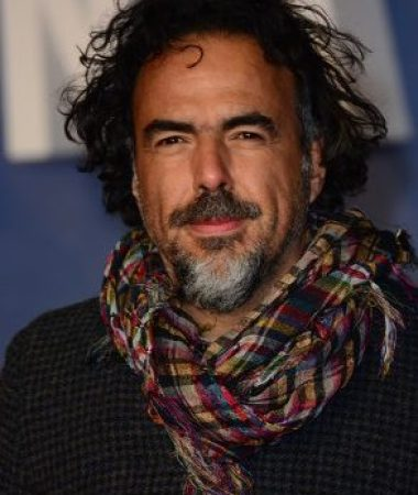 Alejandro Iñárritu arrives at The Revenant London Premiere © Joe Alvarez