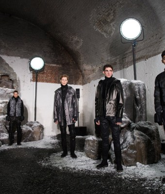 London Collections Men Belstaff AW16 Menswear Collection
