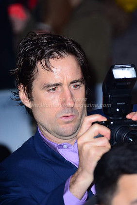 Luke Wilson at the London premiere of Zoolander 2 © Joe Alvarez
